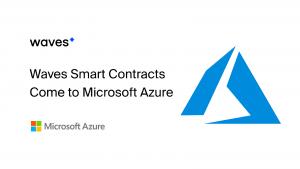 Waves Microsoft Azure İle İşbirliğine Başladı