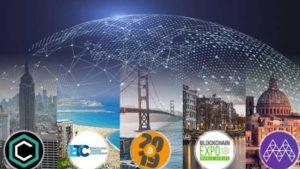Bu Yılı Katılmaya Değer Beş  Kripto para ve Blockchain Yönelimli Etkinlikler