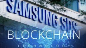 Samsung SDS'den Yeni Blok Zincir