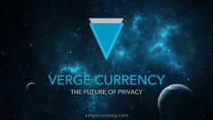 Verge XVG Analiz 16 Ekim