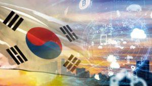 Güney Kore,  Blockchain Şehri Busan