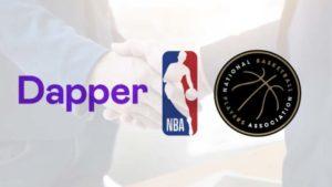 CryptoKitties'in Dapper Labs ve NBA Top Shot Blockchain Oyunu Ulusal Basketbol Birliği