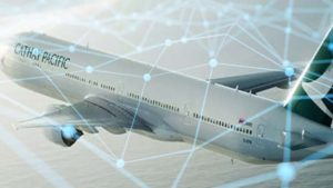 Cathay Pacific havayolu Blockchain Kullanacak