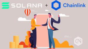 Chainlink ile Solana Blockchain Ağı  Güçlerini Birleştiriyor