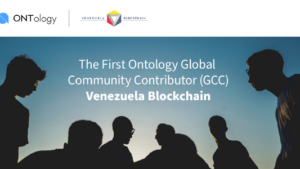 Ontology Blockchain Venezuela