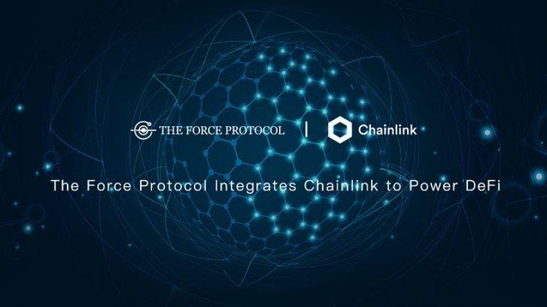 Force Protokolü, Merkezi Olmayan Finansmanı Güçlendirmek için Chainlink ile Güçleri Birleştiriyor