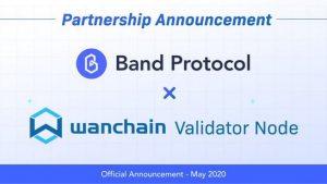 WanChain ile Band Protocol Ortaklık Kurdu