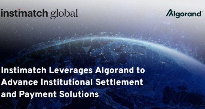 Algorand Instimatch Global Ortaklığı